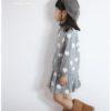 子供服♡ハート柄のセットアップ