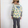 子供服★ツインドットのプルオーバー